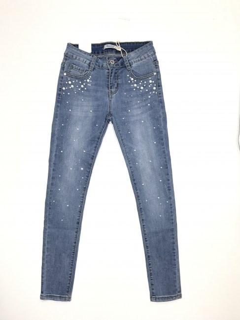 8bb614189ae Женские джинсы больших размеров